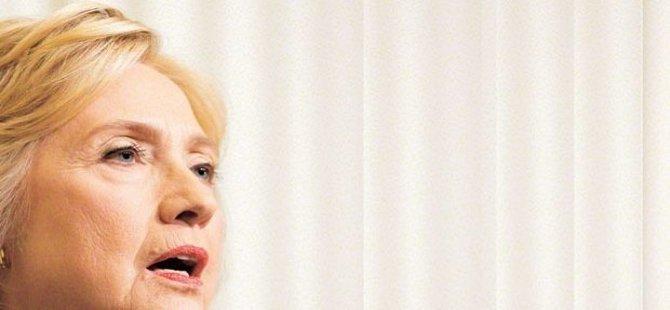 Hillary Clinton bayıldı, ABD'de borsa düştü