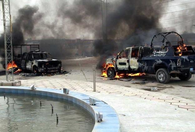 Irak'ta bombalı saldırı: 6 ölü, 14 yaralı