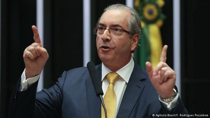 Cunha milletvekilliğinden de oldu