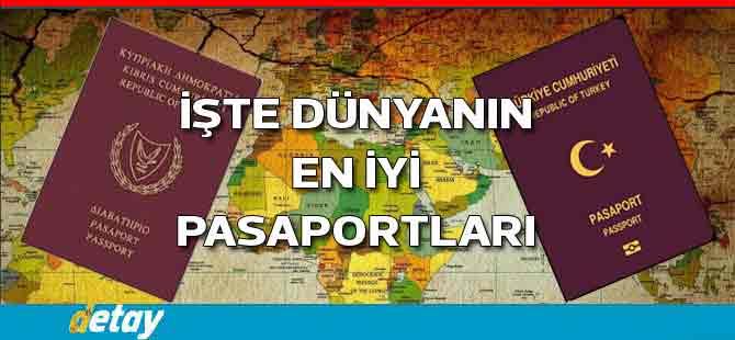 Kıbrıs'ın pasaportu Türkiye'ninkinden daha güçlü!