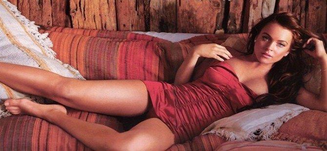 Lindsay Lohan Türkiye'ye geliyor