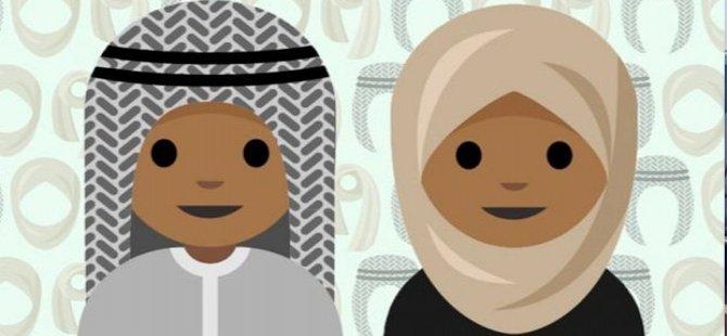 'Başörtülü emoji' kampanyası