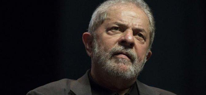 Lula 32 yıl hapse çarptırılabilir