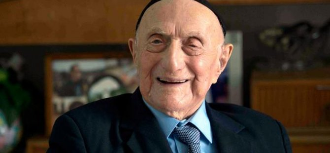 Dünyanın en yaşlı erkeği 113 yaşında