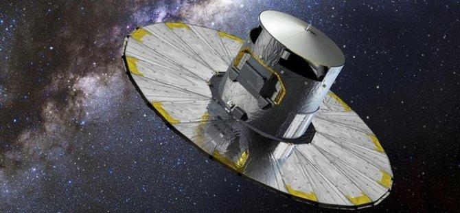 Gaia galaksinin sırlarını keşfediyor