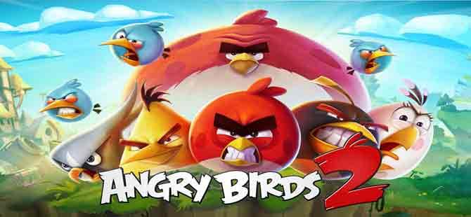 Angry Birds 2 Yeni Güncellemesi ile Daha Eğlenceli