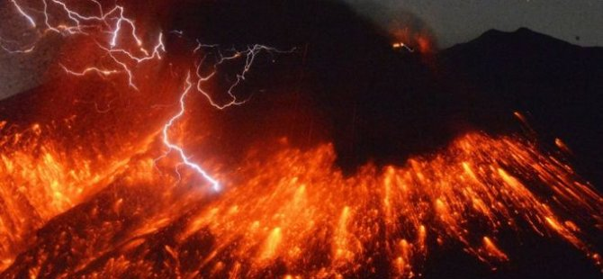 Japonya'da 30 yıl içinde büyük bir yanardağ patlaması bekleniyor