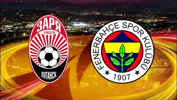 Zorya Luhansk Fenerbahçe maçı hangi kanalda saat kaçta canlı yayınlanacak?