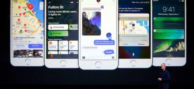 iOS 10 nasıl yüklenir?