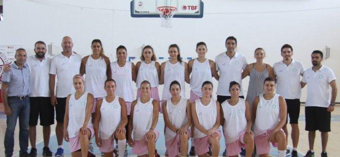 Girne Üniversitesi Kadın Basketbol Takımı Adana Büyükşehir Belediyesi Turnuvasına Katılıyor...