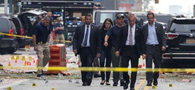 New York Valisi: Patlama bir 'terör eylemi'