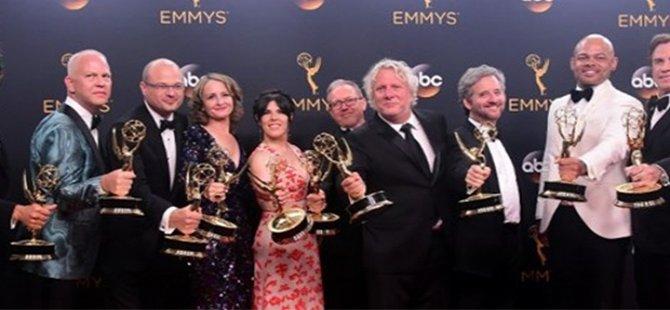 Uluslararası Emmy Ödülleri yarı final oylamaları Güney Kıbrıs'ta yapılacak