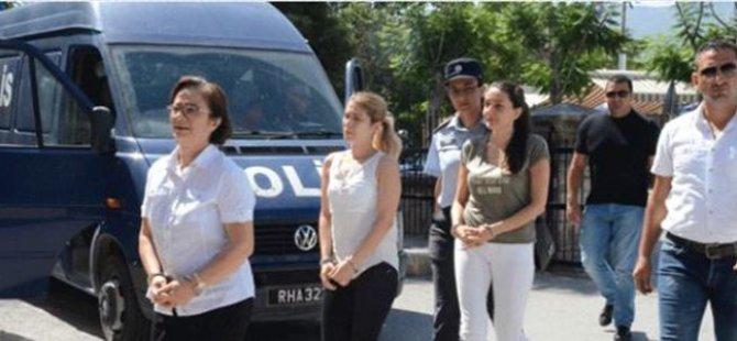 Yasa dışı kürtaj davası;sanıkların hükümsüz tutukluluk hallerinin devam