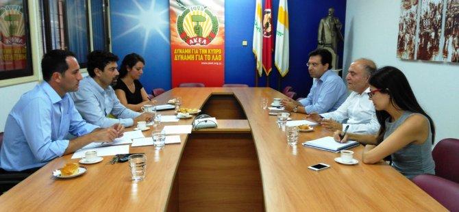 CTP ve AKEL görüşmeleri yoğunlaştırma kararı aldı