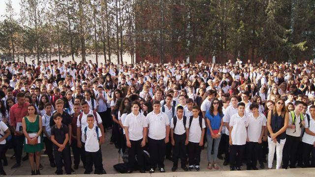 Yakın Doğu Koleji 2016-2017 Eğitim Öğretim Yılına başladı