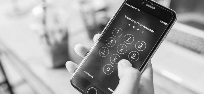 iPhone güvenlik kodu kırılabilir
