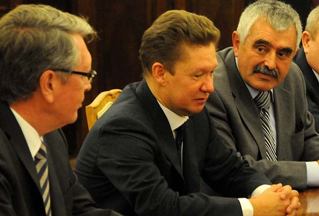 Gazprom Avrupa'yı ısıttı