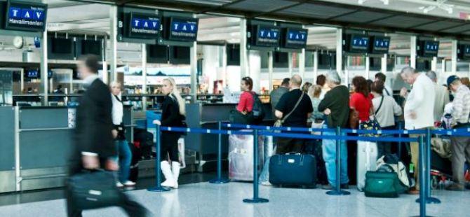 KKTC'ye uçak bileti kalmadı