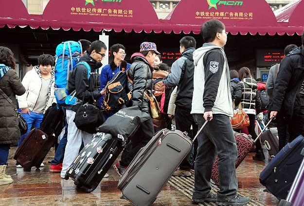 Çin büyük göçe hazırlanıyor