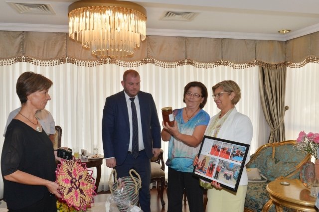 Büyükkonuk Belediyesi'nden Meral Akıncı'ya Eko Gün daveti