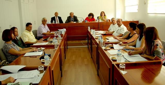 Ekonomi, Maliye, Bütçe ve Plan komitesi toplandı..