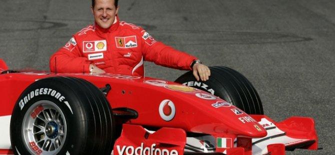 Michael Schumacher'in durumu nasıl?