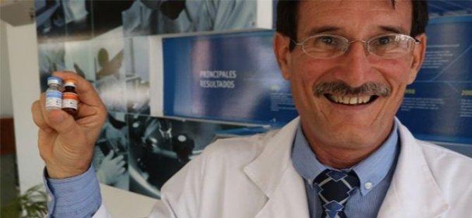 Kübalı doktorun akciğer kanseri için geliştirdiği aşı 1 dolara satılacak!
