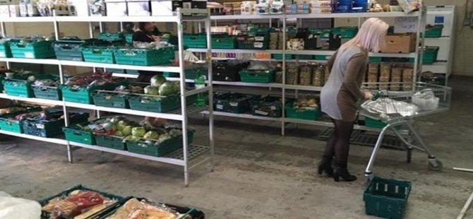 Danimarka'dan sonra İngiltere'de de atık gıda süpermarketi açıldı