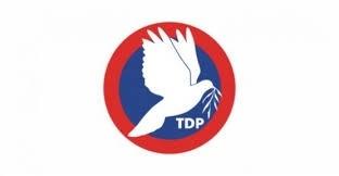 TDP Adaylarını Açıkladı