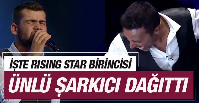 Rising Star birincisi şampiyon kim oldu kim kazandı?