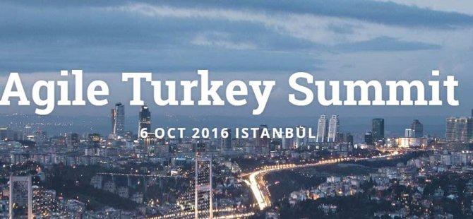 Agile Turkey Summit 2016'ya az kaldı