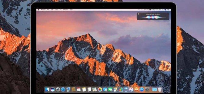 Siri Mac'e geliyor!