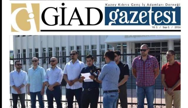 GİAD Gazetesi yayında