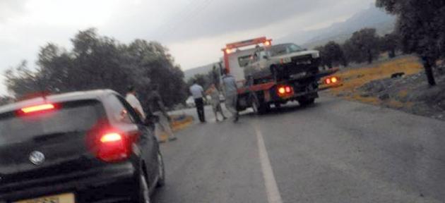 İskele'de trafik kazası: 7 yaralı