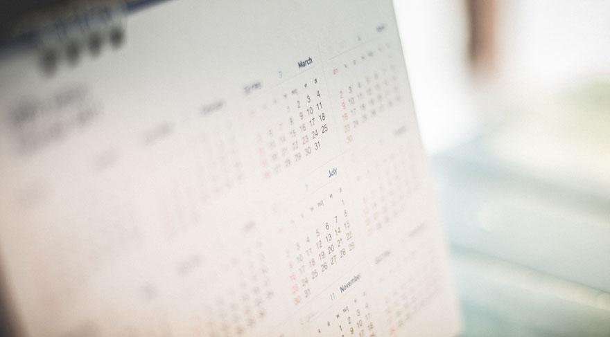 2017'de resmi tatiller hangi güne denk geliyor?