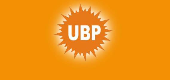 İşte UBP'nin Son Listesi