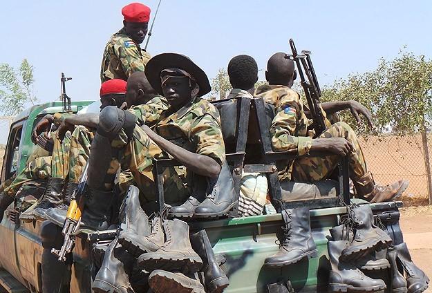 BM Güney Sudan'a 850 asker gönderecek