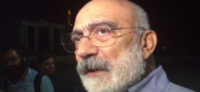 Ahmet Altan'dan İlk Açıklama