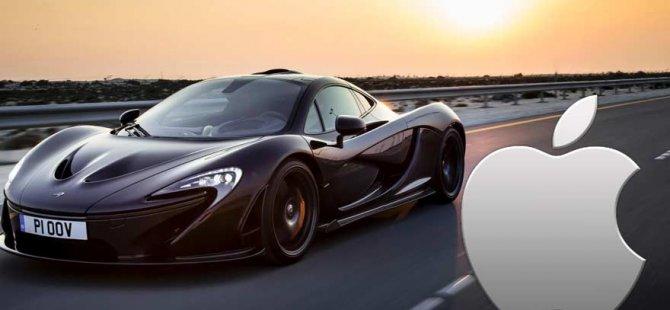 Apple McLaren'ı satın mı alıyor?
