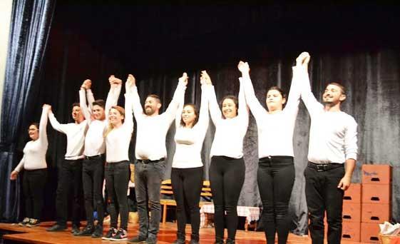 Baraka Gençlik Tiyatrosu yeni sezona başlıyor