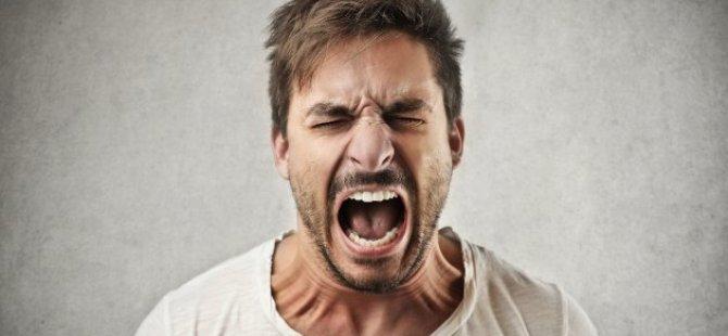 Öfke yönetimi sağlıklı bir şekilde yapılmazsa saldırganlık ortaya çıkar