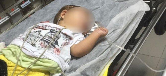 """""""Bursa'da 8 aylık bebek uyuşturucu komasına girdi"""" iddiası"""
