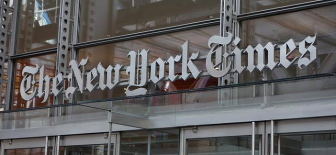 New York Times'ın seçimi Clinton
