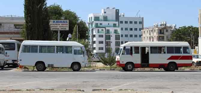 LTB'nin 24 saatlik otobüs seferleri  'T izni'ne takıldı