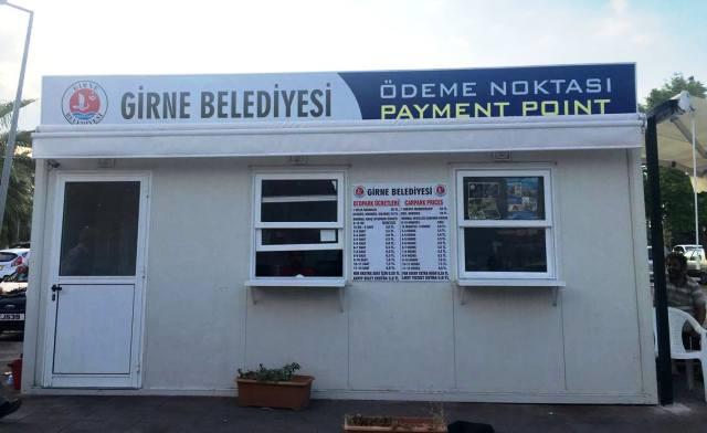 Trafik cezaları Baldöken Otoparkı'nda tahsil edilmeye başlandı