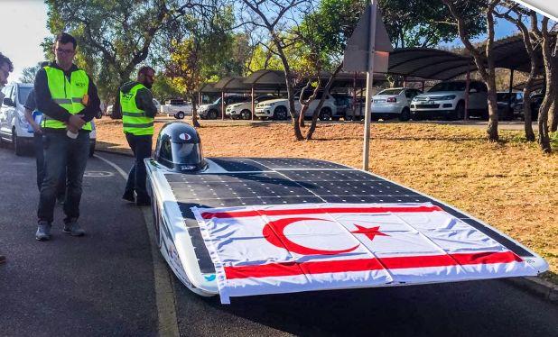 RA27 Güney Afrika'da Start Aldı...