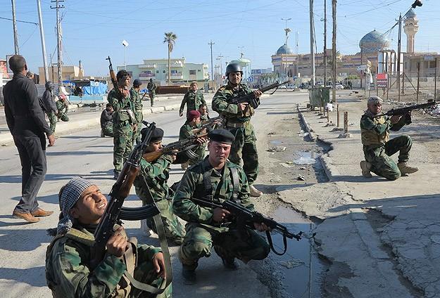 Irak'ta ordu operasyonu: 43 ölü 26 yaralı