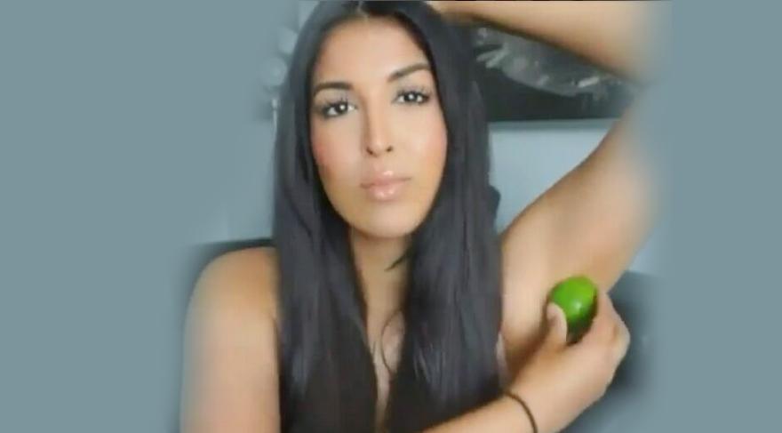 Ter kokusuna karşı limon