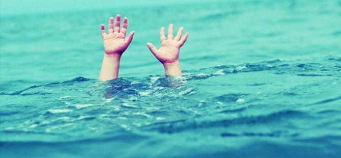 Girne'de bir otelin havuzunda boğulma tehlikesi