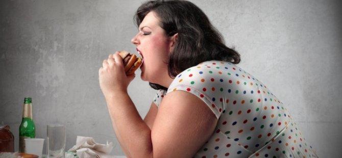Dünya nüfusunun üçte biri obezite riski ile karşı karşıya